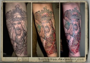 King Arthur Tattoo Designs