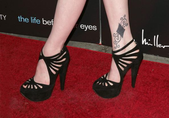 Evan Rachel Wood Tattoos