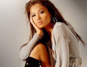 Beautiful Thailand Model Kim Sunisa
