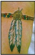 native america tattoos design