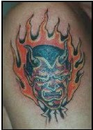devil tattoos design