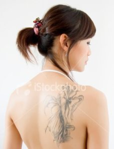 Tattoo Girl Design : Girl Tattoo Design