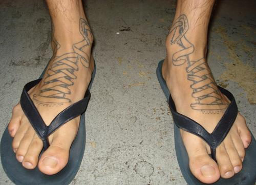 small ankle tattoos. stars or