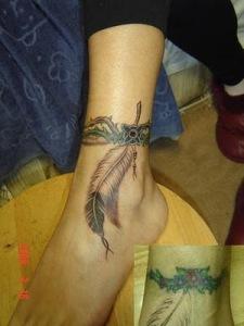 enkle tattoo