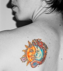Cool Sun and Moon Tattoo Designs and the Meaning Behind These Popular Tattoos